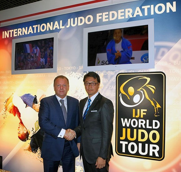 IJF forges partnership with Japan's Hakuhodo