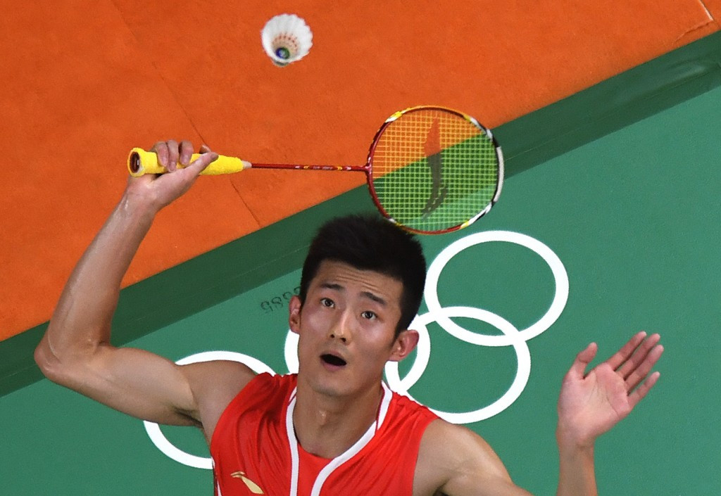 Men's singles champion Chen Long of China is the only medallist from the Olympic Games in Rio de Janeiro who will not take part at the French Open ©Getty Images