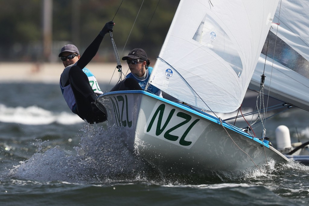 Five elected to World Sailing's Athletes' Commission