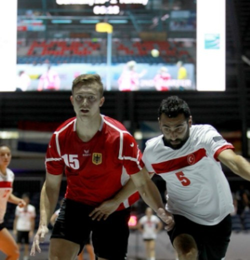 Germany and Portugal secure first wins at European Korfball Championships