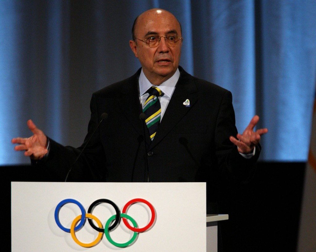 Brazilian Central Bank head Henrique Meirelles was among those to dazzle the IOC in 2009 with a message of financial reliability, but should problems have been predicted? ©Getty Images