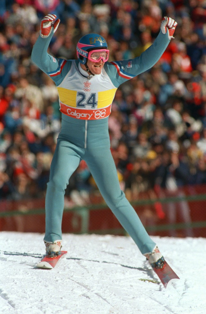 Eddie The Eagle among Winter Olympians to back second National Schools Snowsport Week in England