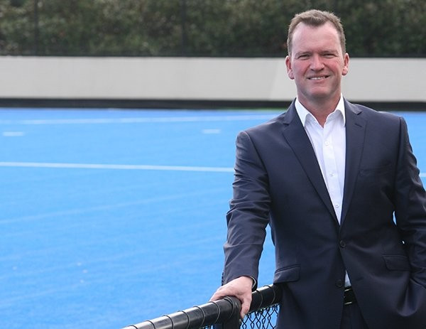 McCracken appointed chief executive at International Hockey Federation