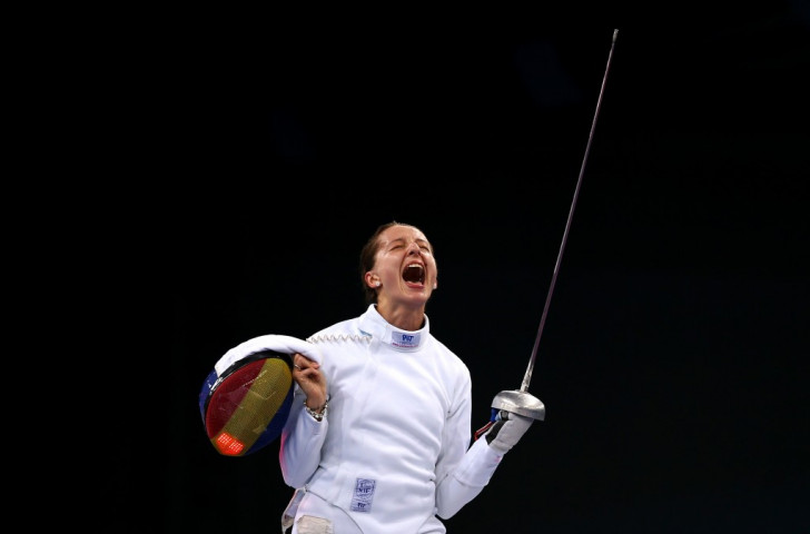 Branza claims maiden Romanian European Games gold with clinical display on opening day of fencing