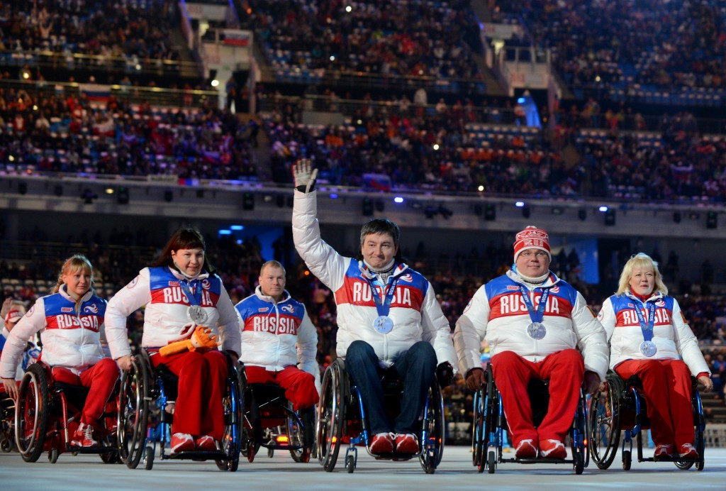 Russia are accused of state-sponsored doping during the Sochi 2014 Winter Olympic and Paralympic Games ©Getty Images