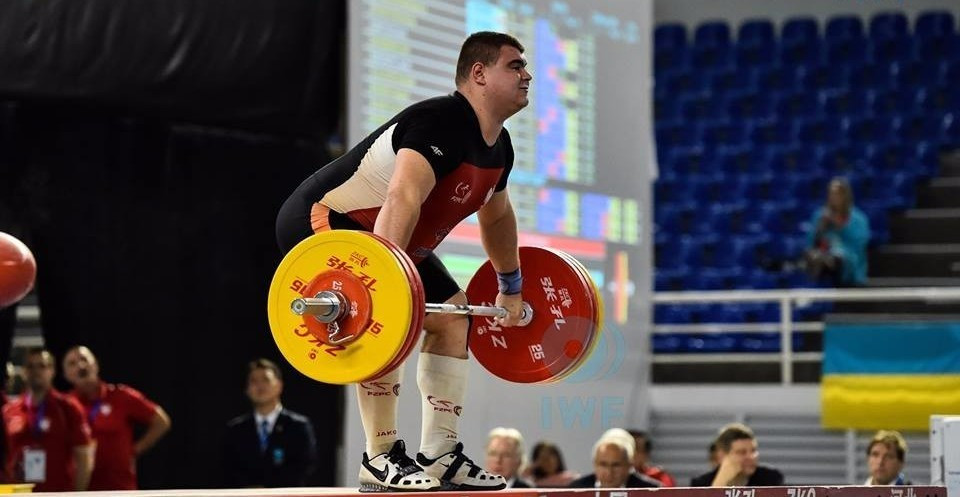 Iran's Davoudi claims final gold medal of IWF Youth World Championships