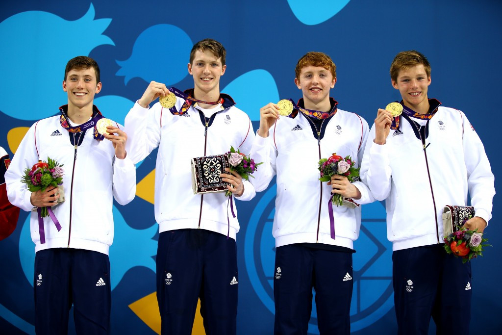 Britain rule the pool on day one of the European Games swimming