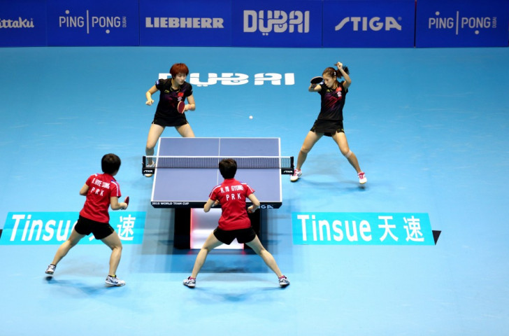 Table tennis to return to North Korea as Pyongyang Open confirmed by ITTF