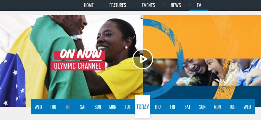 The 300 million figure includes views on YouTube and social media platforms such as Twitter, Facebook and Instagram ©Olympic Channel