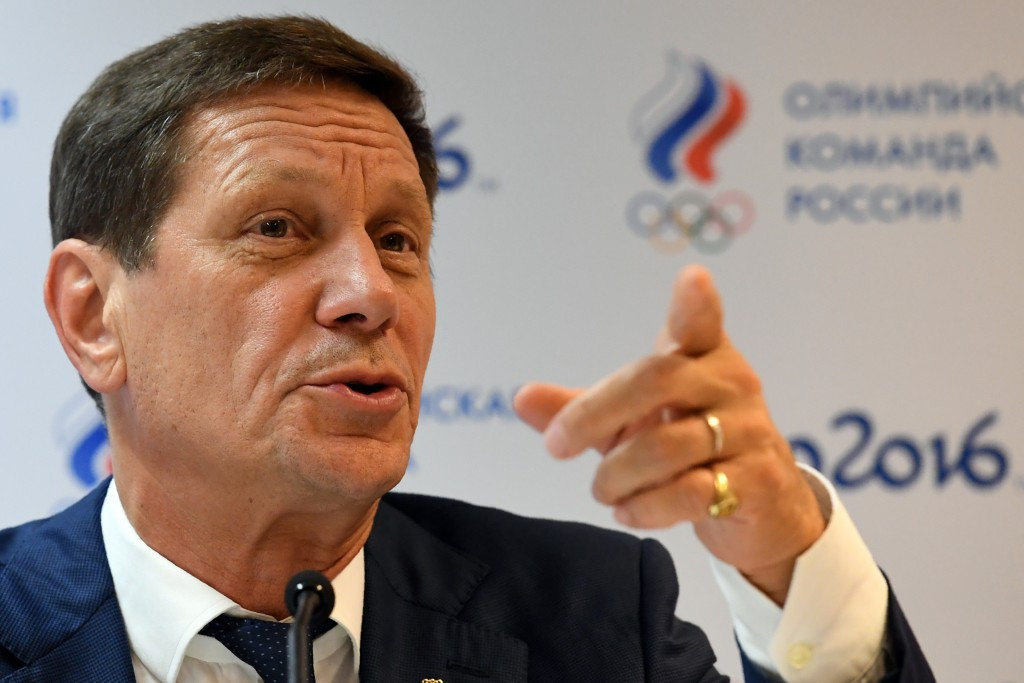 Alexander Zhukov has reiterated that he wants to remain a member of the International Olympic Committee  ©Getty Images