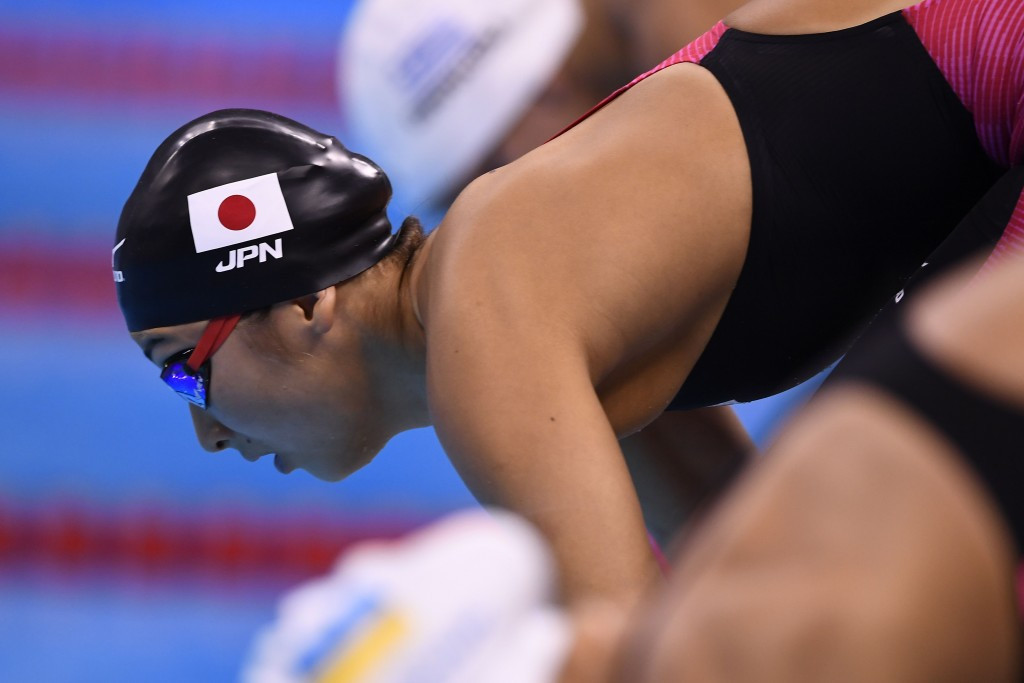 Teenage talent Rikako Ikee broke two world junior records today ©Getty Images
