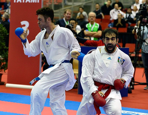 World champion Aghayev returns to Karate 1-Premier League in Dubai