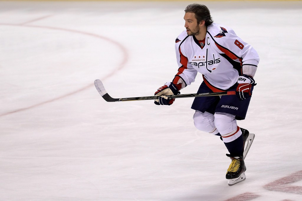 Russia and Washington Capitals star Alexander Ovechkin is among top players to claim they would play in the Olympics regardless of the NHL decision ©Getty Images