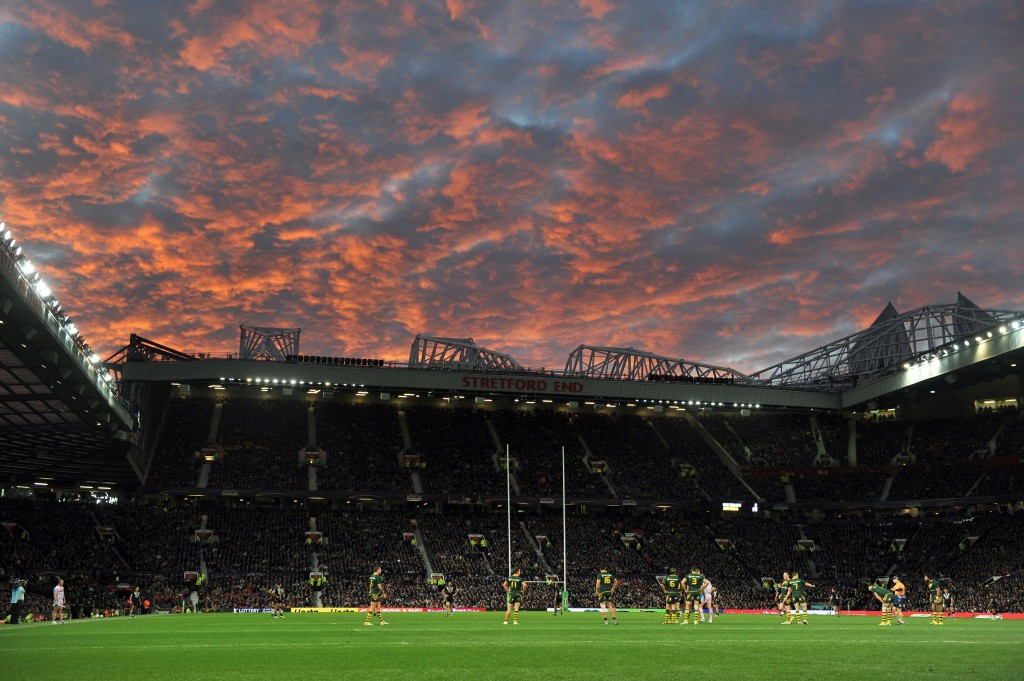 England last hosted the Rugby League World Cup in 2013 ©Getty Images