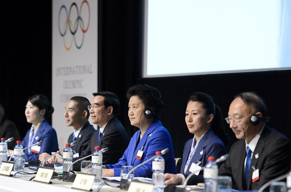 Beijing 2022 turn to Russian International Olympic University to try to learn winter sport experience