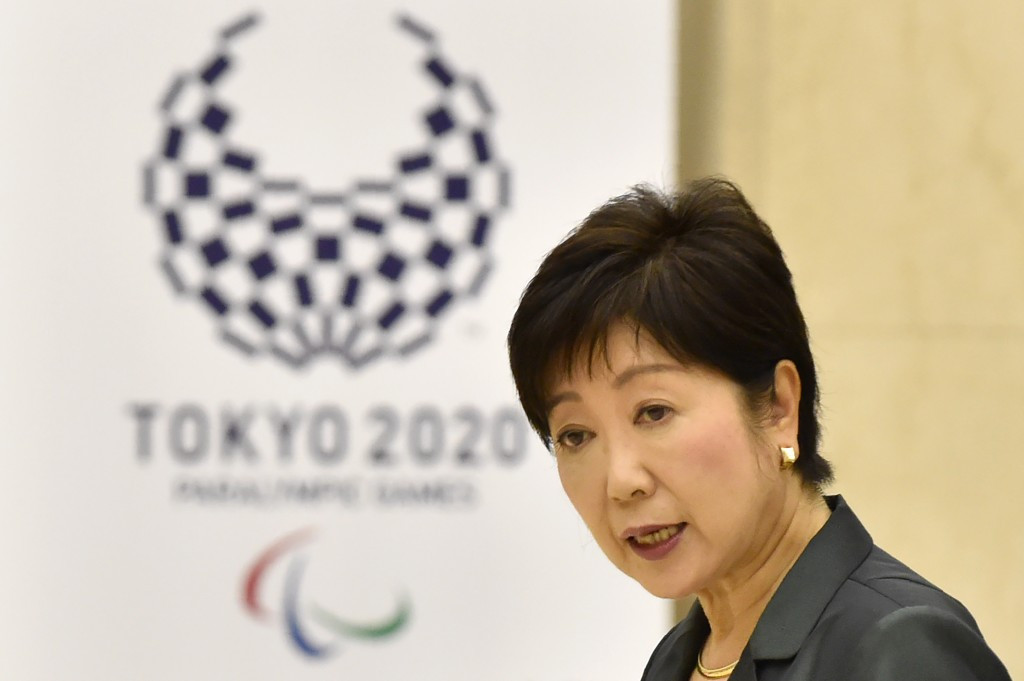 Tokyo Governor Yuriko Koike is aiming to cut the rising costs of the Games ©Getty Images