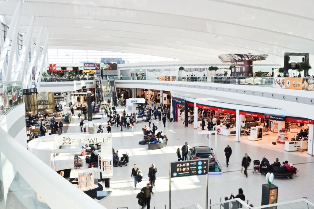 Budapest Airport is one of the key sponsors of the Hungarian capital's bid for the 2024 Olympic and Paralympic Games ©Budapest 2024