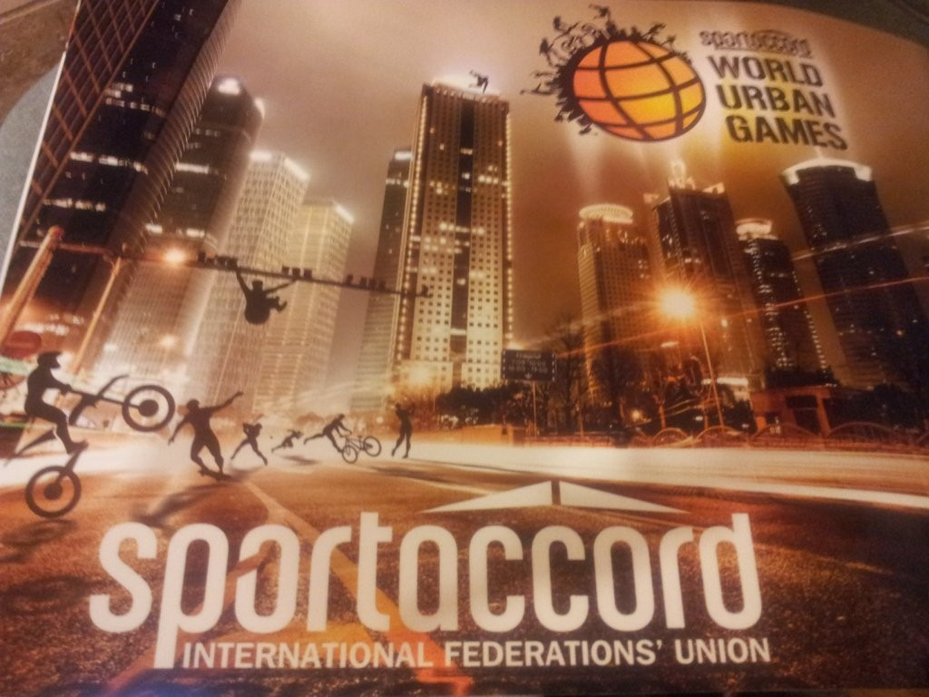 Exclusive: Roller Sports President to report on plans to revive World Urban Games during IF Forum