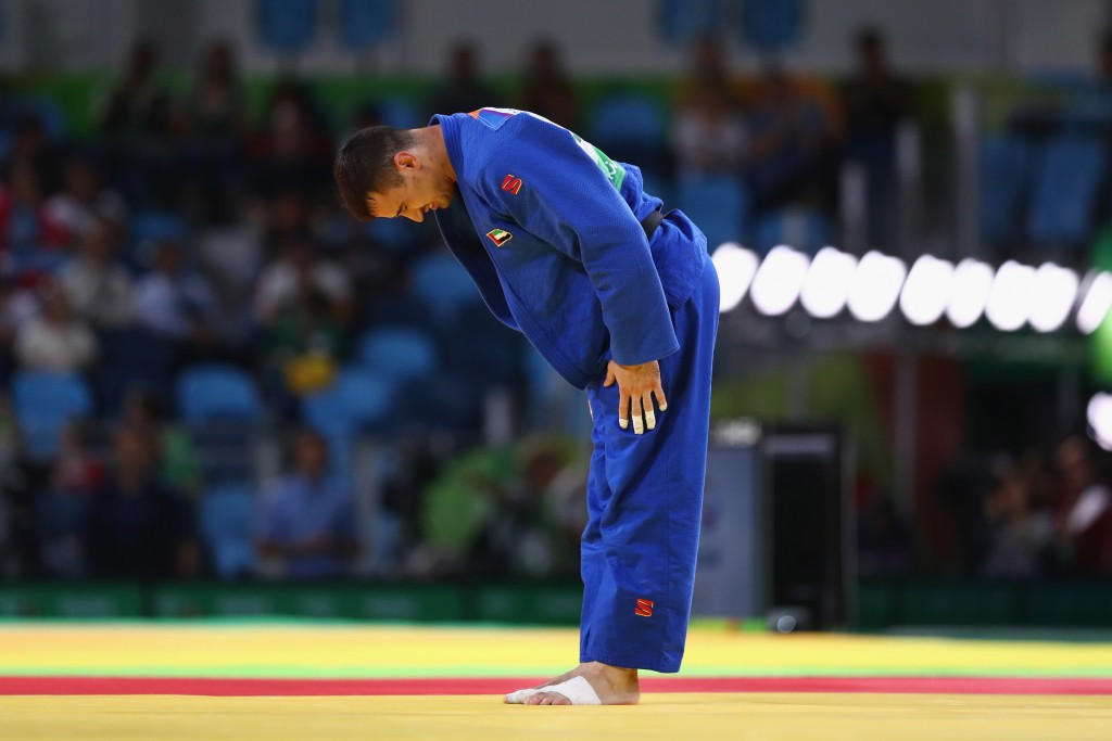 Olympic medallist to make return to competition at home IJF Grand Slam in Abu Dhabi