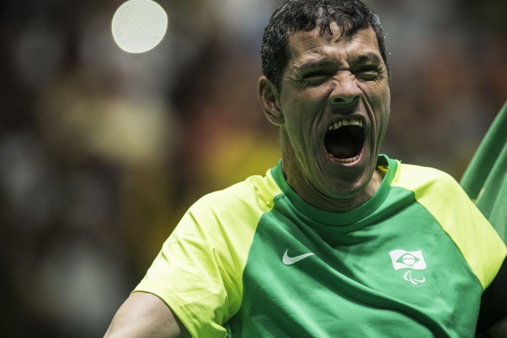 Brazil's boccia team win International Paralympic Committee Rio 2016 team award