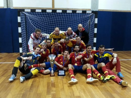 Turkey to host IBSA European Football Championships for partially sighted players