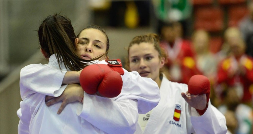 Spain stun title holders Egypt to reach women's team kumite final at Karate World Championships