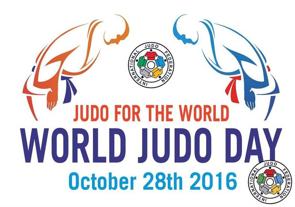 """IJF President urges """"judo family"""" to get active to mark World Judo Day"""