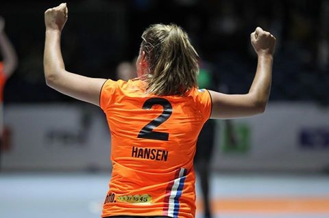 Defending champions Netherlands breeze into European Korfball Championships final