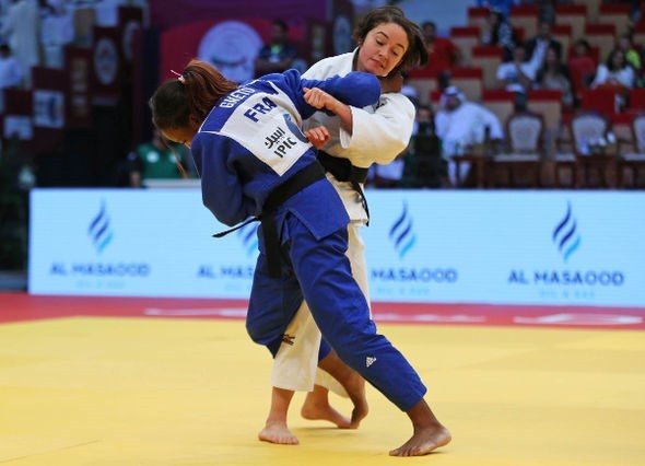 France secure double gold to dominate opening day of IJF Grand Slam in Abu Dhabi