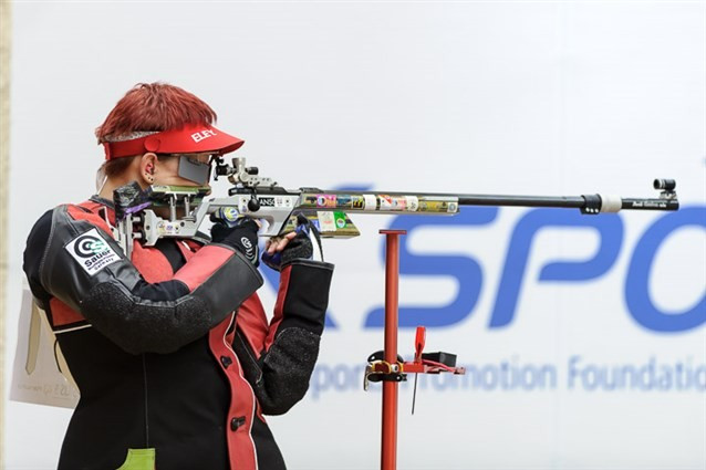 Croatian shoots world record on way to ISSF World Cup gold