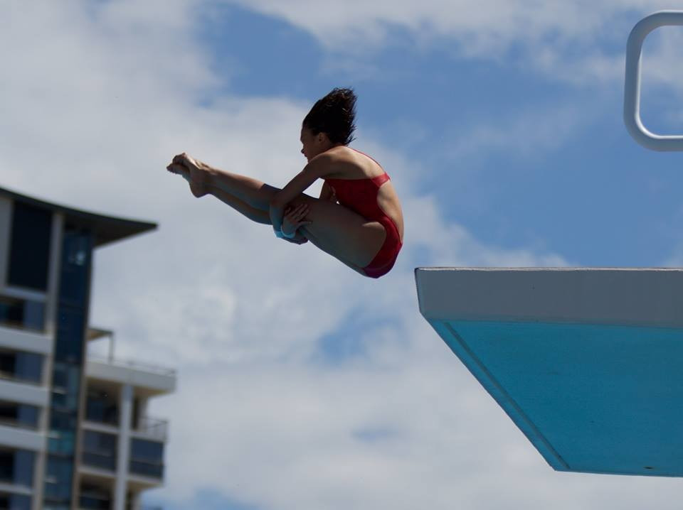 Chinese divers clinch four golds on opening day of finals at FINA Diving Grand Prix in Gold Coast