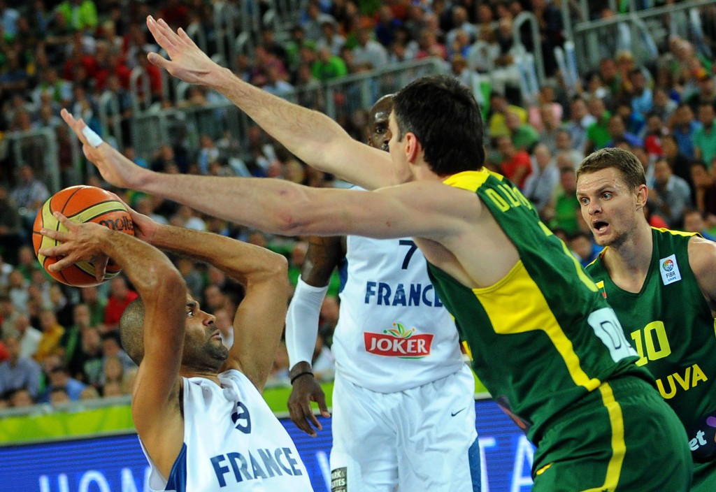 France will be aiming to defend their EuroBasket title on home soil this year