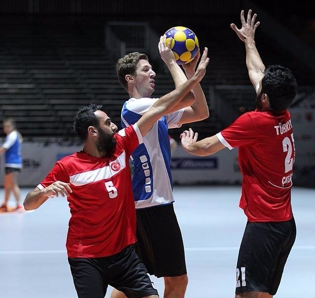 Classification matches take centre stage at European Korfball Championships