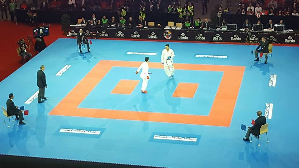 Karate World Championships: Final day of competition