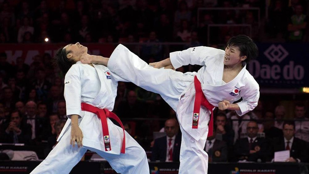 Japan top medal table at 2016 Karate World Championships after claiming team kata double on final day