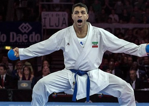 Iran won the men's team kumite gold medal to round off the action at the 2016 Karate World Championships ©WKF
