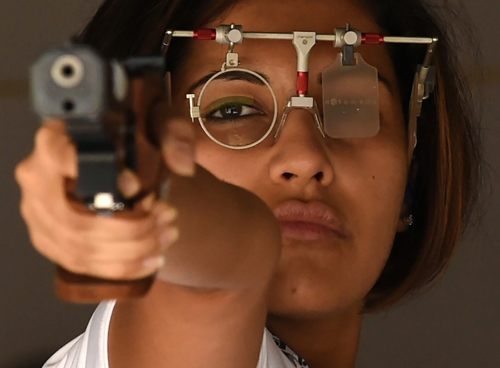 Indian shooter withdraws from  Asian Airgun Championship in Tehran after refusing to wear hijab