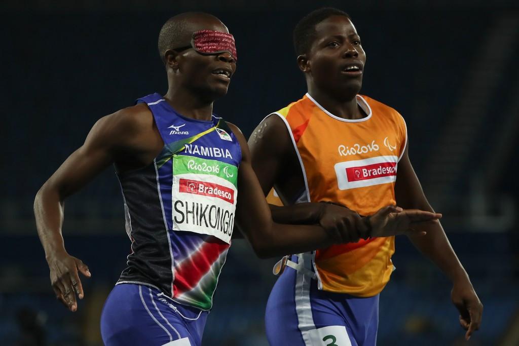 Shikongo scoops three titles at Namibia Sport Awards after starring at Rio 2016 Paralympics