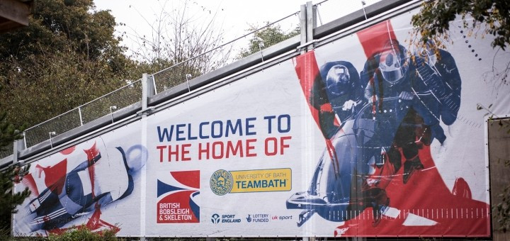 Fans of winter sport have been given the chance to have their picture featured on a British bobsleigh as part of a new BBSA campaign ©BBSA