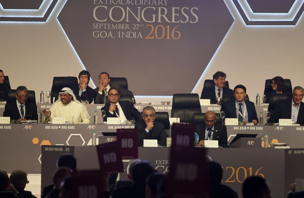 Asian Football Confederation reschedules Council elections for February 28
