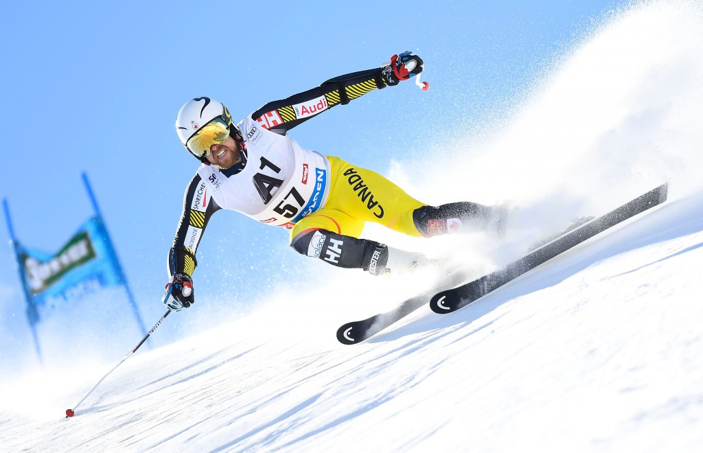 PCL Construction will support Canada's athletes on the Alpine development ski team ©Getty Images