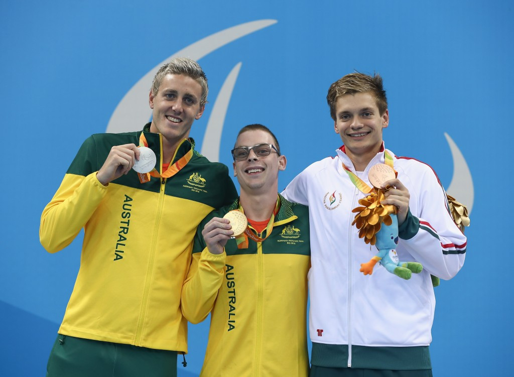 School name swimming pool after Australian Paralympic champion Disken