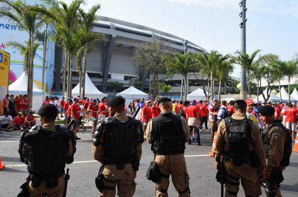 Massive security operation being prepared for Rio 2016
