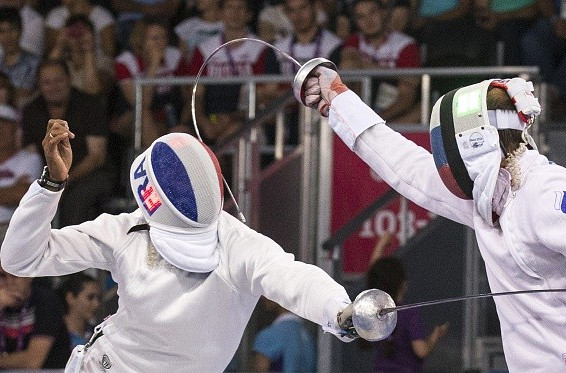 European Games fencing gold for 43-year-old ex-Cuban Trevejo, 19 years after Atlanta Olympic silver