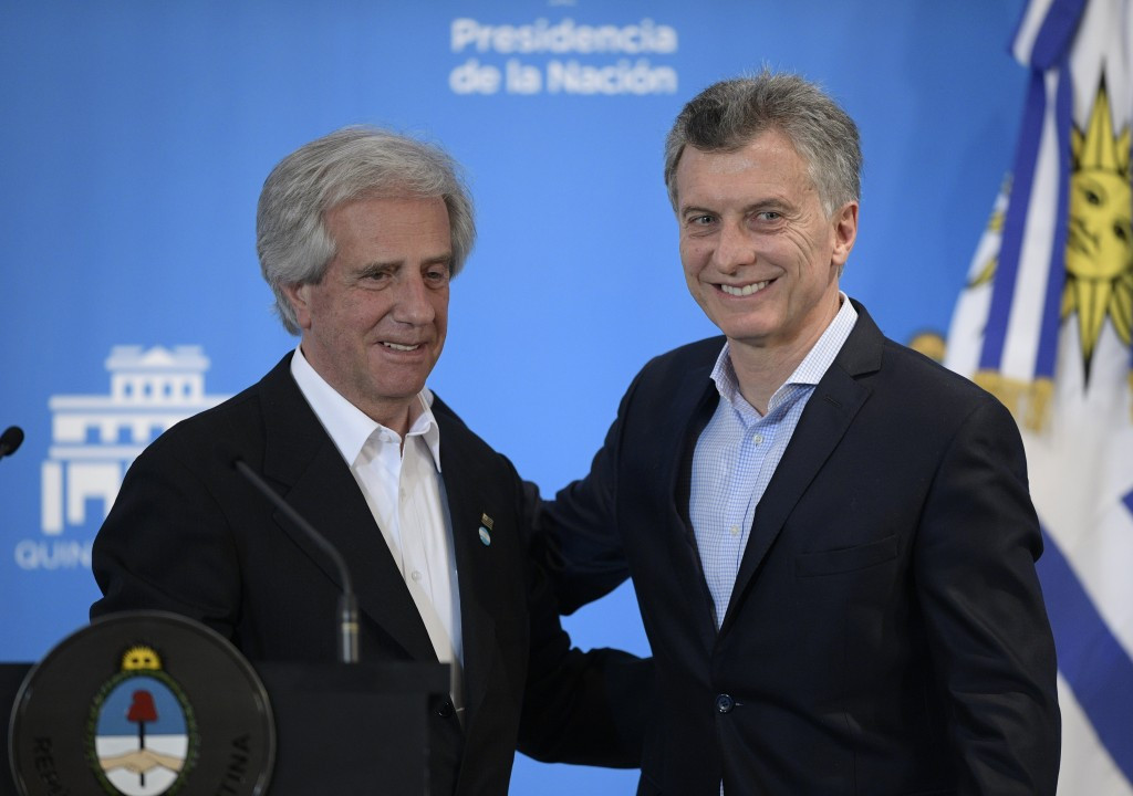 Argentina and Uruguay establish commission to bid for 2030 World Cup