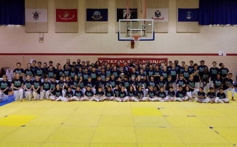 USA Taekwondo stage seventh International Sport Taekwondo Training Camp in Chicago