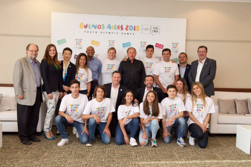 "IOC Coordination Commission claim ""significant progress"" made in Buenos Aires 2018 Youth Olympic Park after visit"