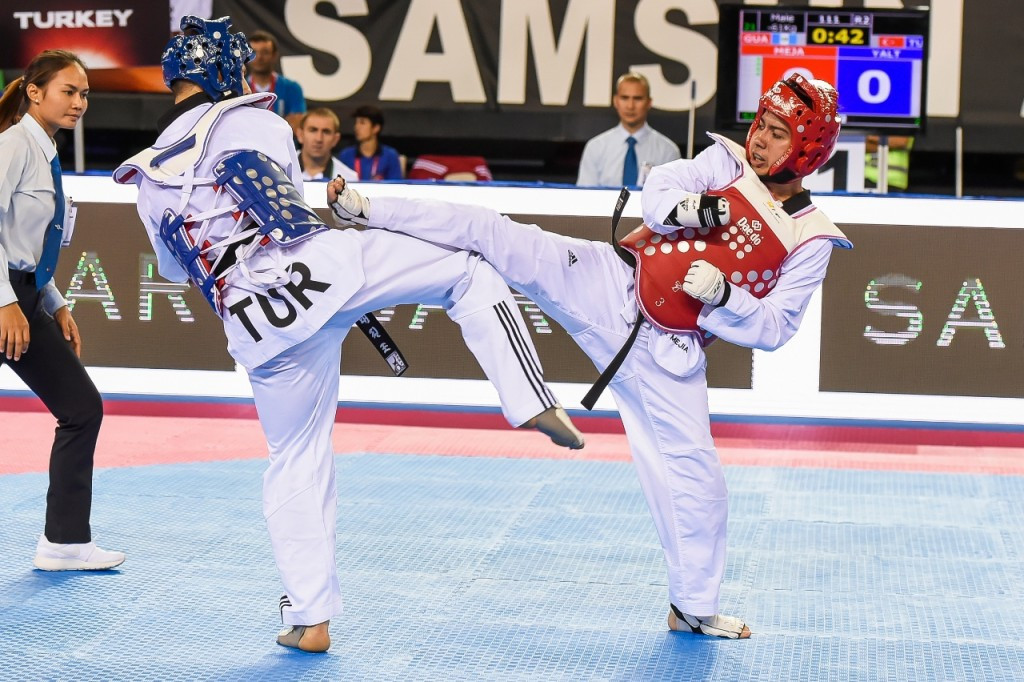 Para-taekwondo world rankings for November revealed