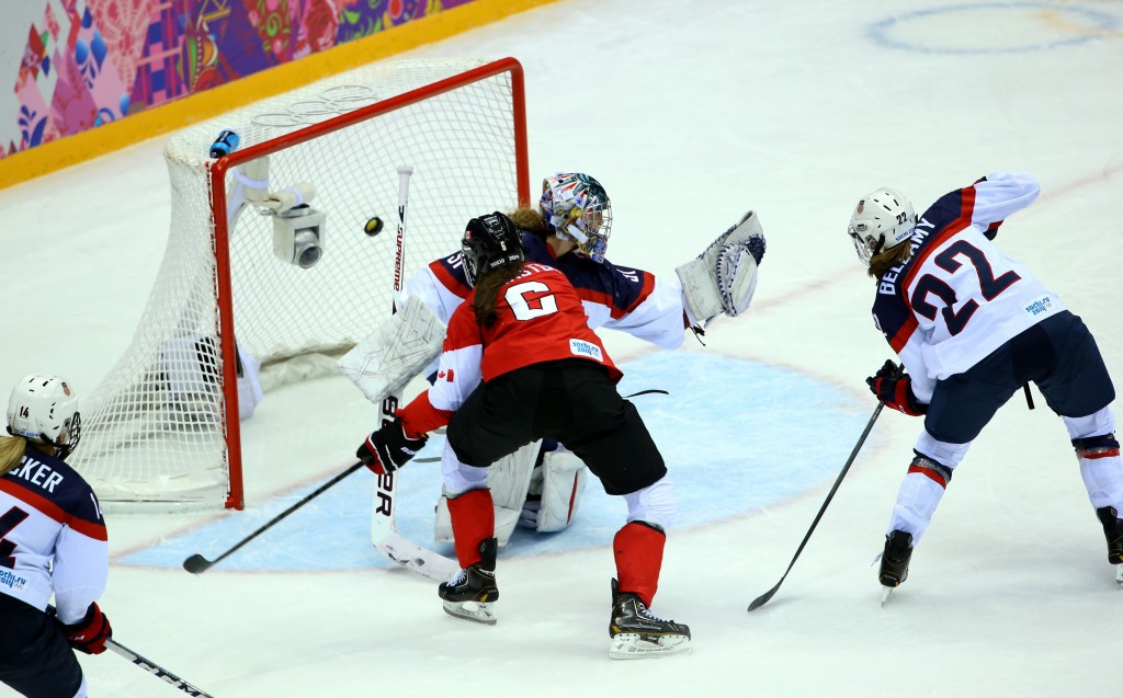 Qualification for Pyeongchang 2018 women's ice hockey tournament to continue with events in Astana and San Sebastián