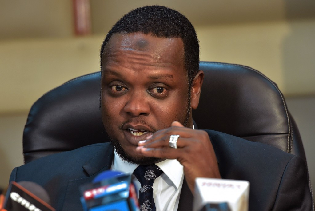 Sports Minister Hassan Wario, who originally dissolved the National Olympic Committee of Kenya, was among those to appear before the Parliamentary Committee into the problems the country faced during Rio 2016 ©Getty Images